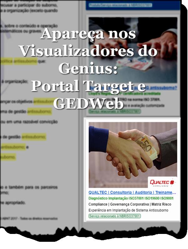 Visualizador Genius - Portal Target e GEDWeb
