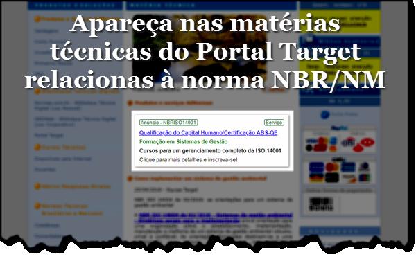 Detalhe Matérias - Portal Target