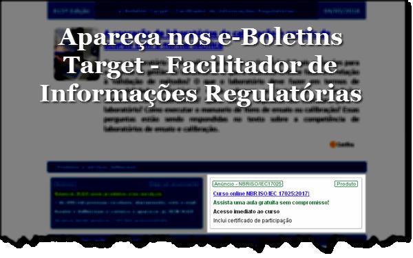 e-Boletim Target