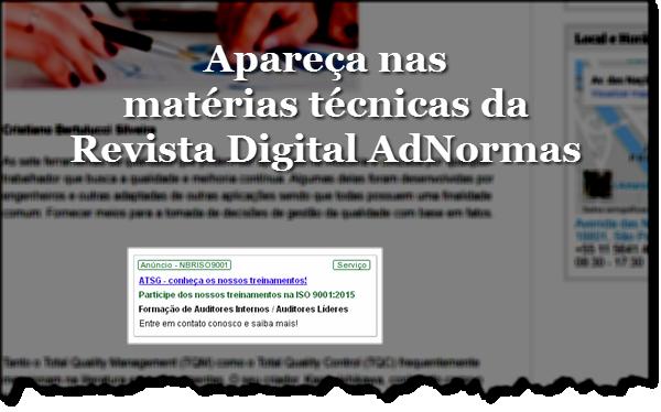 Artigos - Revista AdNormas