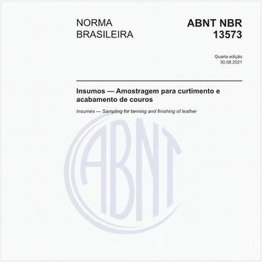 NBR13573 de 08/2012