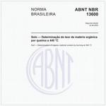 NBR13600