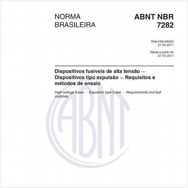 NBR7282 de 04/2011