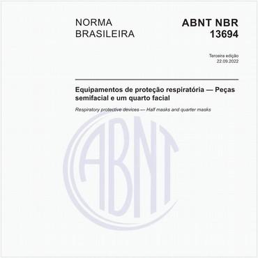 NBR13694 de 06/1996