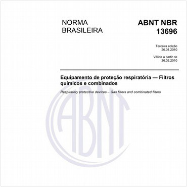 NBR13696 de 01/2010