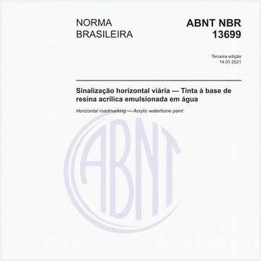 NBR13699 de 11/2012