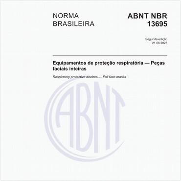 NBR13695 de 06/1996