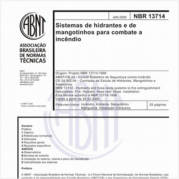 NBR13714 de 01/2000