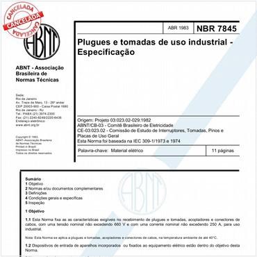 NBR7845 de 04/1983