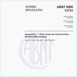 NBR13731