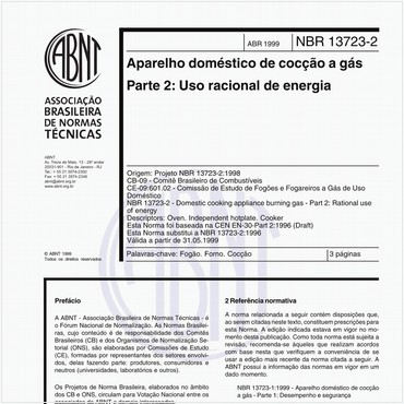 NBR13723-2 de 04/1999