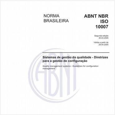 NBRISO10007 de 03/2005