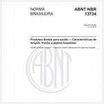 NBR13734 de 12/2016