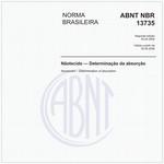 NBR13735