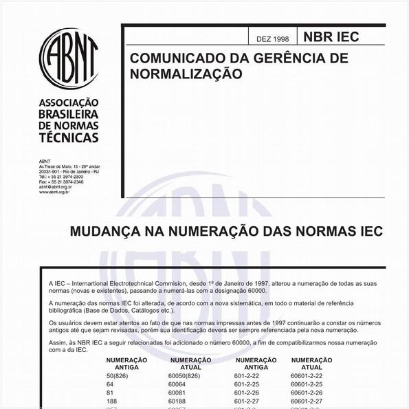 NBRIEC60360 de 12/1996