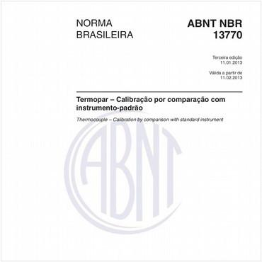 NBR13770 de 01/2013