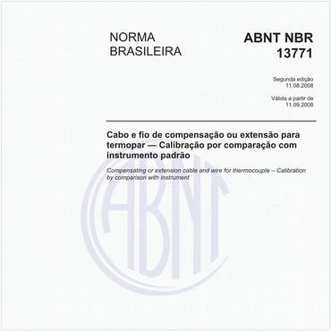NBR13771 de 08/2008