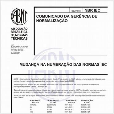 NBRIEC60901 de 01/1997