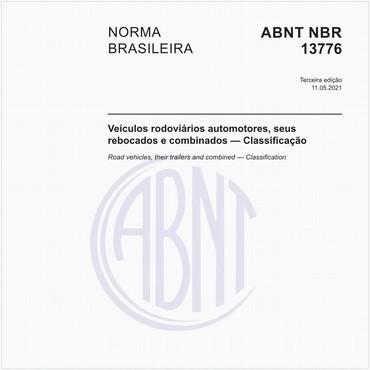 NBR13776 de 07/2006