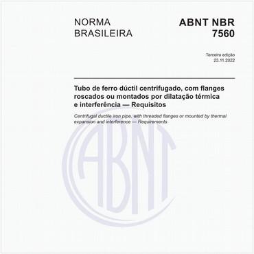 NBR7560 de 03/2012