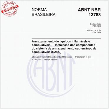 NBR13783 de 03/2014