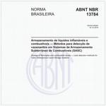 NBR13784