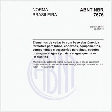 NBR7676 de 04/2019