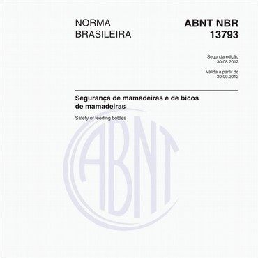 NBR13793 de 08/2012