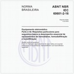 NBRIEC60601-2-16