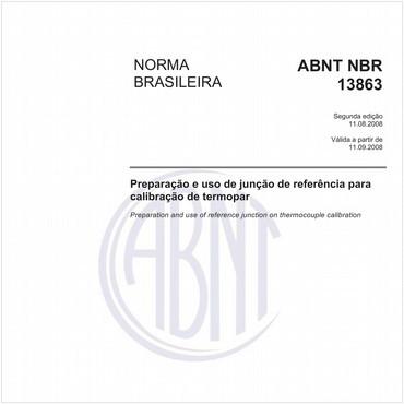 NBR13863 de 08/2008