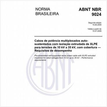 NBR9024 de 06/2009