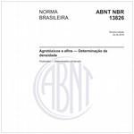 NBR13826
