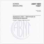 NBR13827