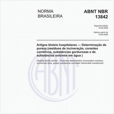 NBR13842 de 08/2008
