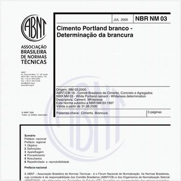 NBRNM3 de 07/2000
