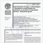 NBR13851