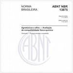 NBR13875