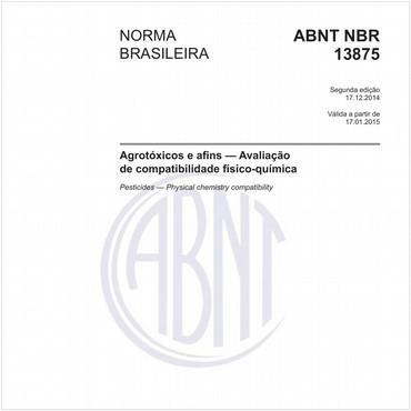NBR13875 de 12/2014
