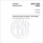 NBR13892