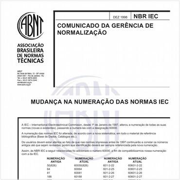 NBRIEC60081 de 07/1997