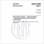 NBR13911