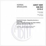 NBRNM-ISO3310-2