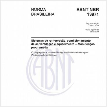 NBR13971 de 01/2014