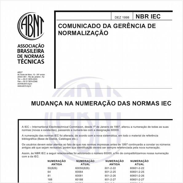 NBRIEC61167 de 10/1997