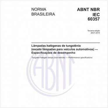 NBRIEC60357 de 01/2016