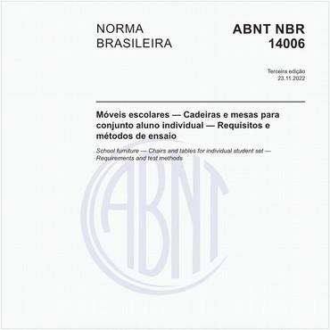 NBR14006 de 01/2008