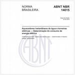 NBR14015