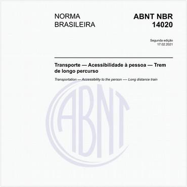 NBR14020 de 12/1997