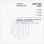 NBR14021 de 06/2005
