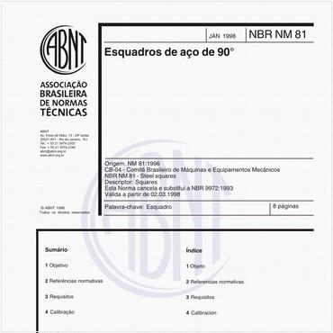 NBRNM81 de 01/1998